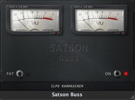 Master plugins - Sonimus Satson