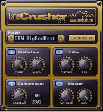 Camel Audio CamelCrusher