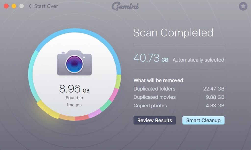 Gemini 2 - How to Clean up Mac OS