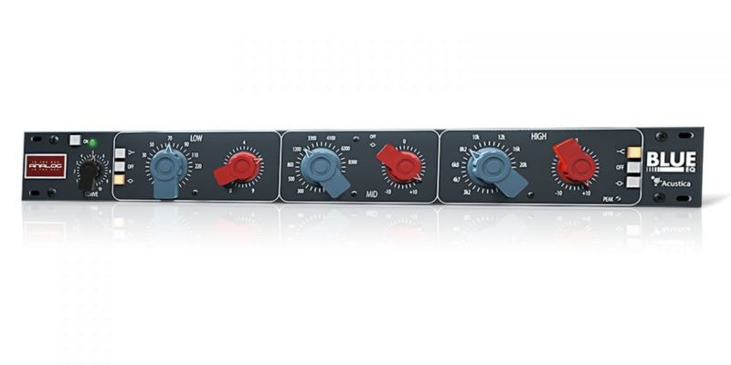 Acustica Audio Blue Eq