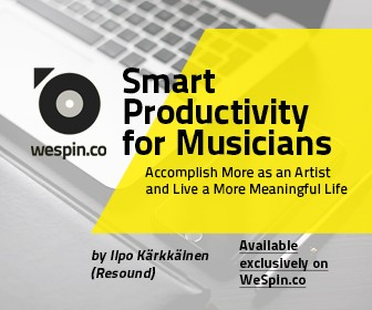 Smart Productivity for Musicians