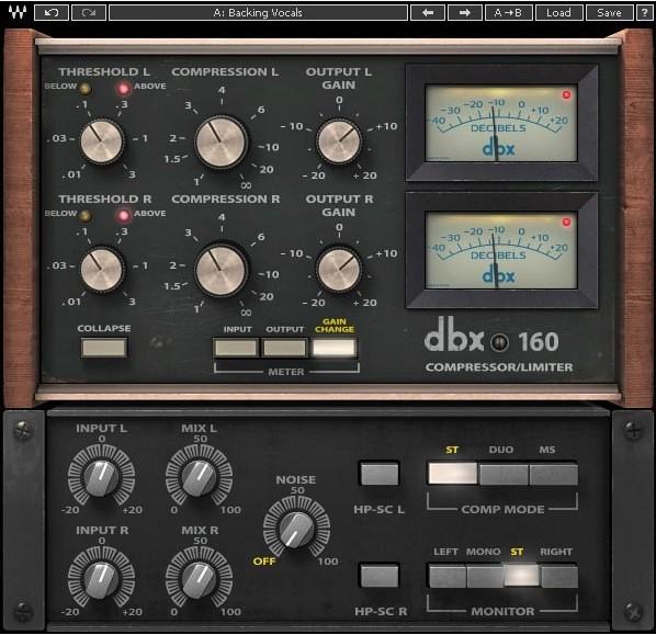 Waves DBX-160