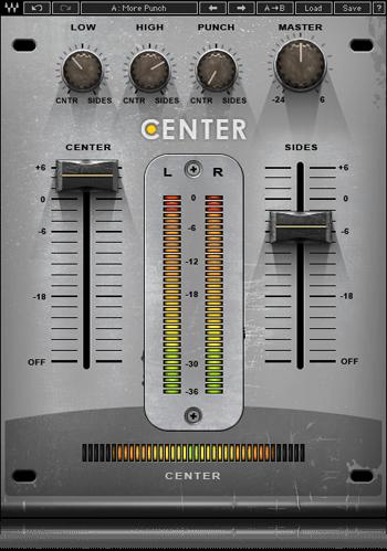 Waves Center - Wave Plugins