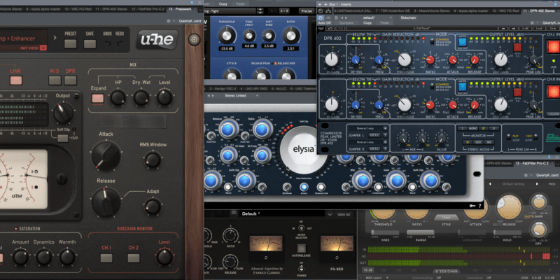 The Best Bus Compressor Plugins • RESOUNDSOUND