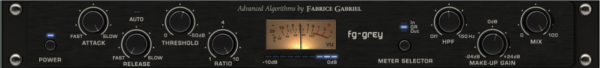 Slate Digital FG Grey - best bus compressor plugins