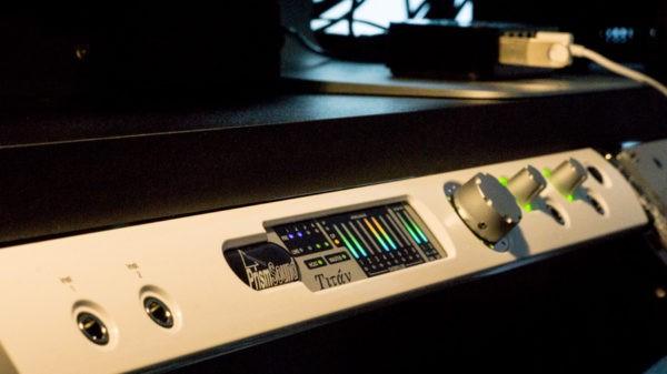 Mastering converter - Prism Sound Titan