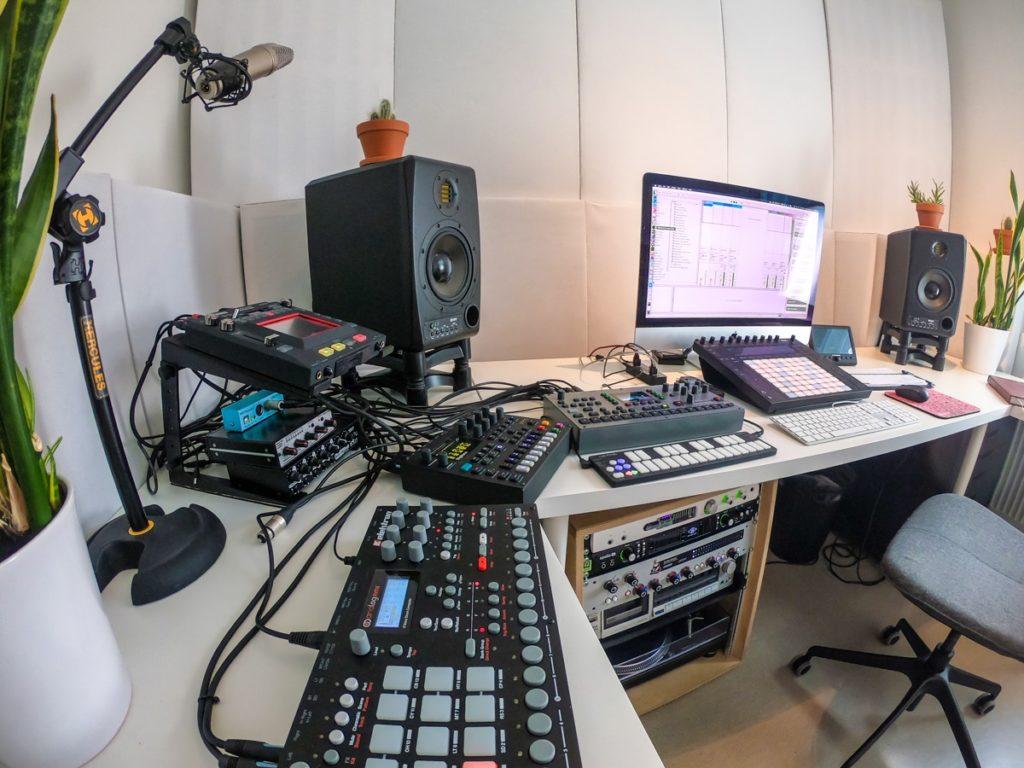 Resoundsound studio