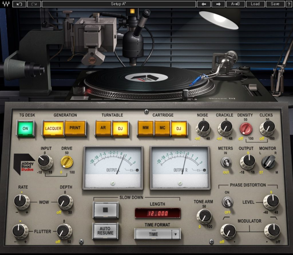 Waves Abbey Road Vinyl - The Best Waves Plugins for Mastering