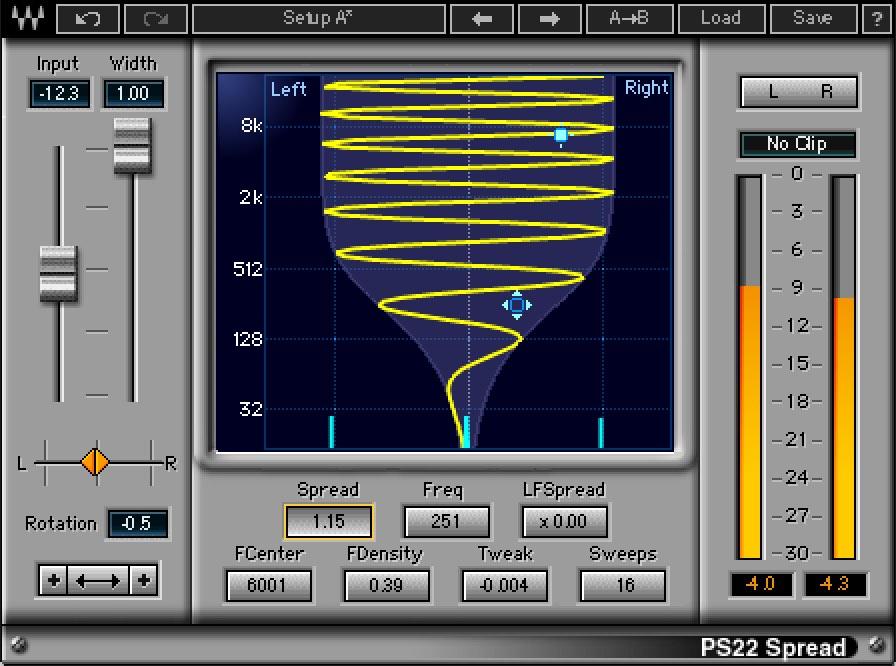 Waves PS22 Stereo Maker - Best Wave Plugins